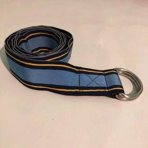 J crew wrap belt